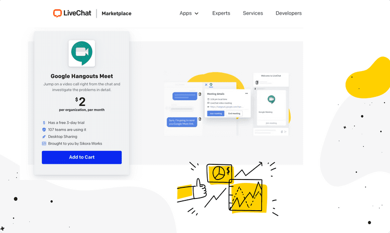 Developer Case Study: How to sell apps on the LiveChat Marketplace with stellar results