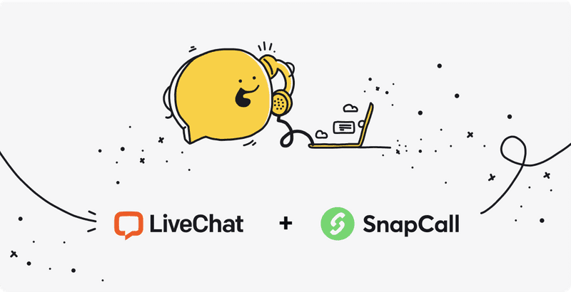Developer Case Study: How SnapCall made it possible to call customers right from the chat